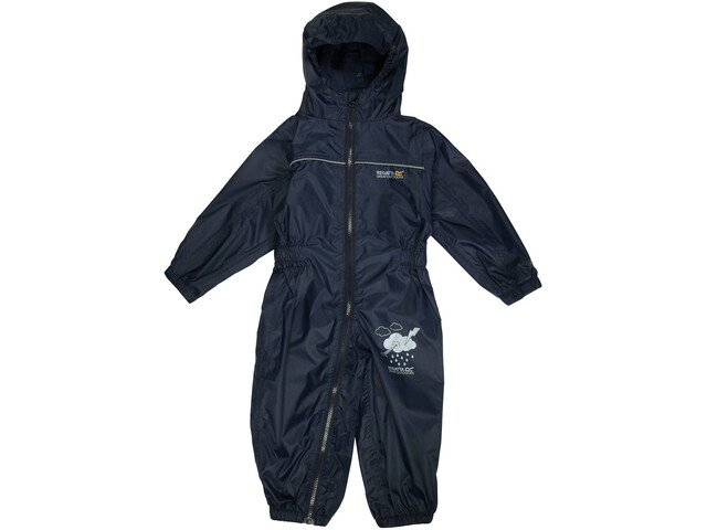 Regatta Puddle IV Overall Kinder navy
